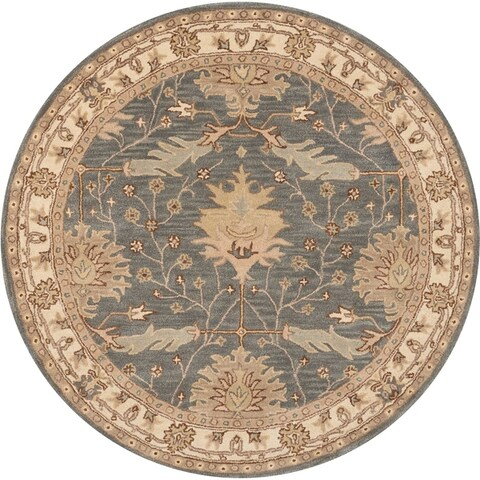 Nourison Hand-tufted Wool Area Rug