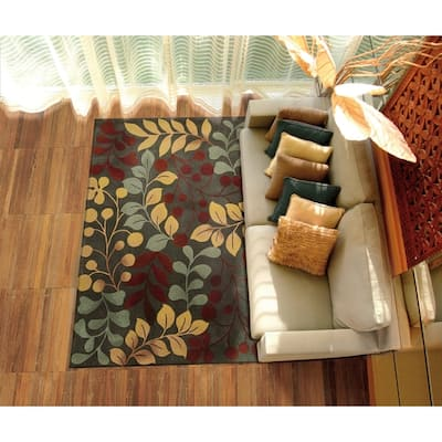 Green, Kitchen Rugs | Find Great Home Decor Deals Shopping ...