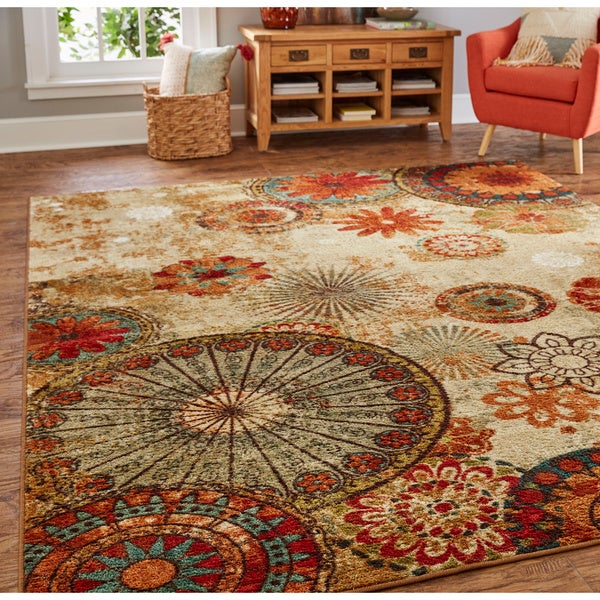 Shop Porch Amp Den Park Circle Bexley Medallion Area Rug 7