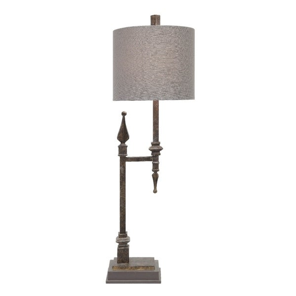 Shop Gate Antique 36-inch Table Lamp - Free Shipping Today ...