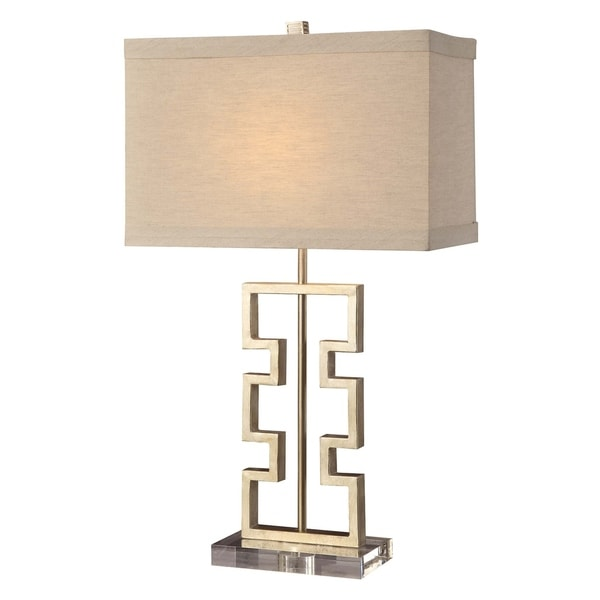 Azteca 27-inch Table Lamp
