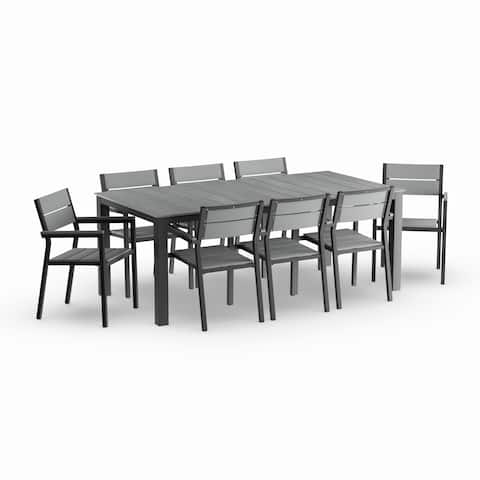 Main 9-piece Outdoor Patio Dining Set