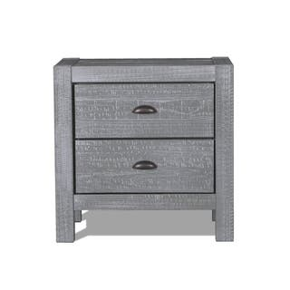 68691bd1569 Buy Grey Nightstands   Bedside Tables Online at Overstock