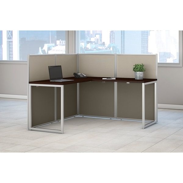 Business Furniture Shop: Shop Bush Business Furniture Easy Office 60W L Shaped Desk