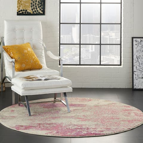 Nourison Sublime Vintage Abstract Area Rug