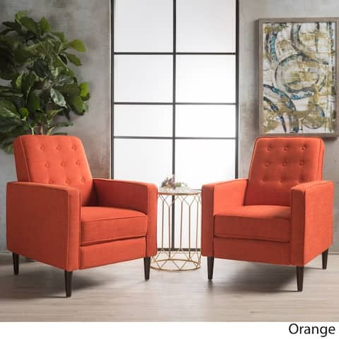 Orange Living Room Chairs | Shop Online at Overstock