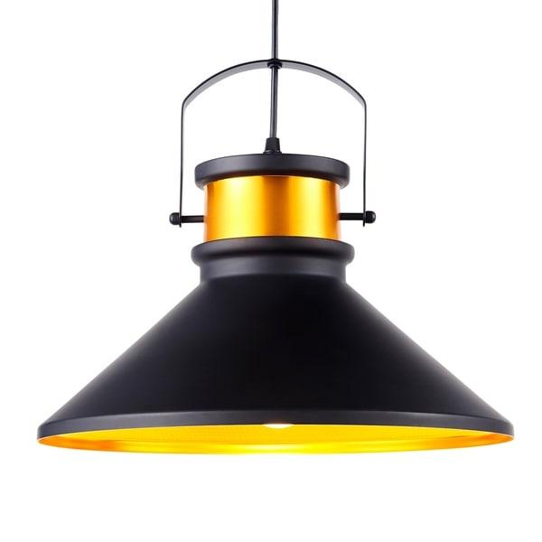 Versanora - Modisteria Pendant Lamps - Black/Rose Gold