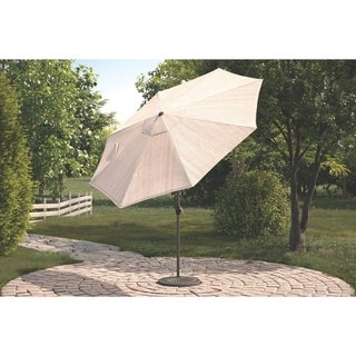 Ashley Furniture Signature Design - Umbrella Base - Outdoor - Patio - Dark Brown