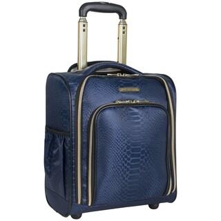 Aimee Kestenberg Parker 16-inch Lightweight Jacquard Rolling Underseater Upright Tote Bag