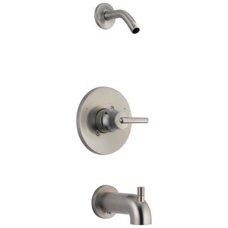 Delta Trinsic Monitor 14 Series Tub & Shower Trim - Less Head T14459-SSLHD Stainless