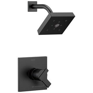 Delta Ara Monitor 17 Series H2Okinetic Shower Trim T17267-BL Matte Black