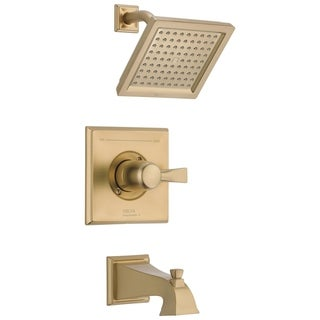 Delta Dryden Monitor 14 Series Tub & Shower Trim T14451-CZ Champagne Bronze