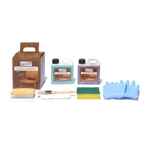 Amazonia Teak Maintenance Kit - 1 Piece