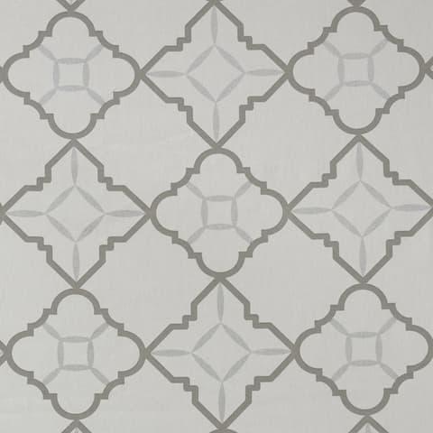Madison Park Jax Cotton Printed Curtain Panel Pair
