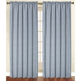 Popular Home Lomita Curtain Panel - N/A