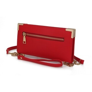 MKF Collection by Mia K Farrow Lauren Wallet/wristlet/Shoulder bag