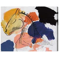 Oliver Gal 'Coronet' Canvas Art