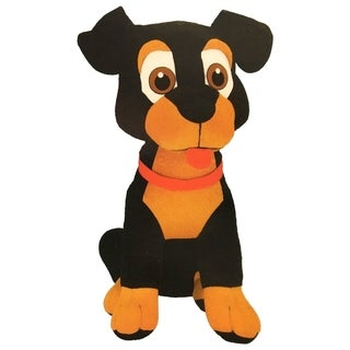 "Roscoe the Rottweiler 65"" Plush"