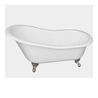 Cahaba Classics Grand Slipper Cast Iron Tub
