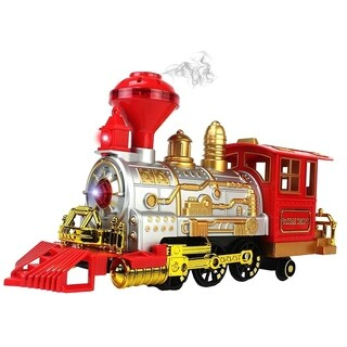 Classical Series Battery Operated Children's Bump and Go Toy Train