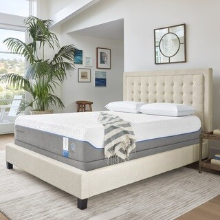 TEMPUR-Cloud Supreme Breeze 11.5-inch Queen-size Mattress