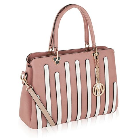 MKF Collection Blossom Shoulder Handbag by Mia K.