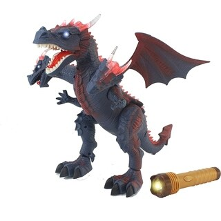 The World Of Dinosaurs Toy RC Three Headed Dragon