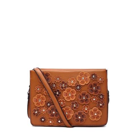 MKF Collection Jasmin Crossbody Bag by Mia K.