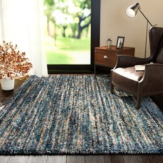 "Furniture of America Contemporary 5'3""x7'6"" Phoenix Colorful Yarns Accent Rug"