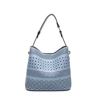 MKF Collection by Mia K Farrow Darleen Unlined Hobo Shoulder Bag