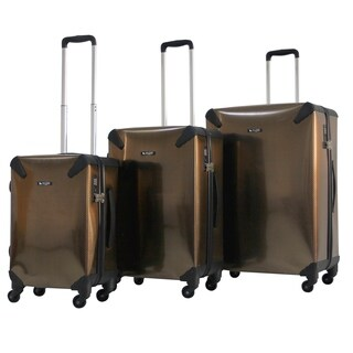 Mia Toro ITALY Griglia 03PC Spinner Luggage