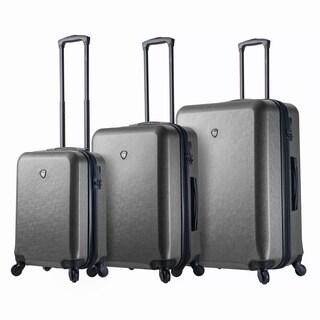 Mia Toro ITALY Sacco Hard side Spinner Luggage 3PC Set