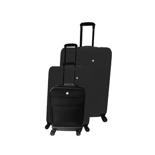 Mia Toro ITALY Lumina 03PC Spinner Luggage set