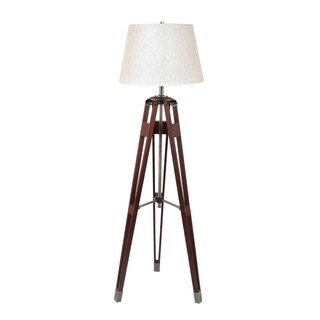 Tripod Surveyor Floor Lamp