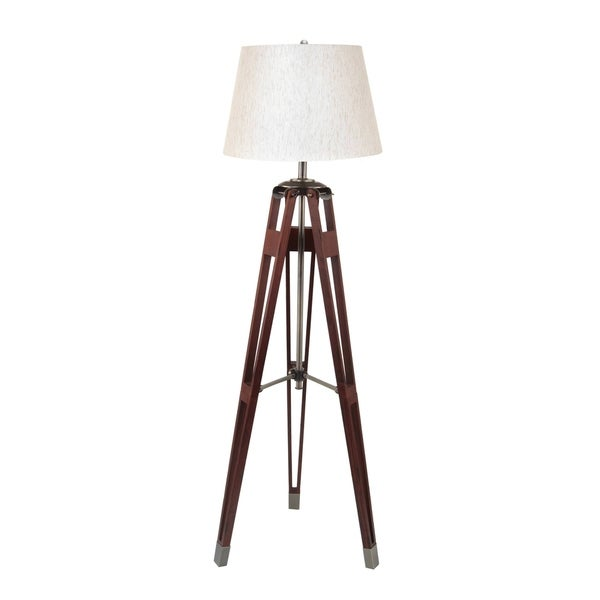 Tripod surveyor floor lamp free shipping today overstock tripod surveyor floor lamp aloadofball Choice Image