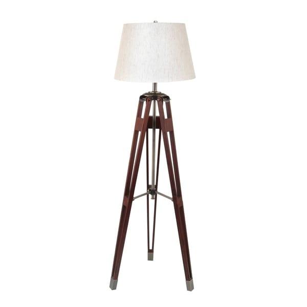 Tripod Surveyor Floor Lamp