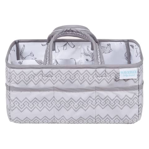 Waverly Congo Line Diaper Caddy