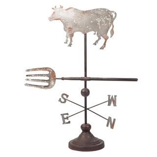 Kitchen Cow Weather Vane