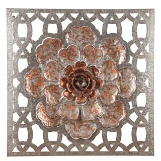 Flower Window Pane