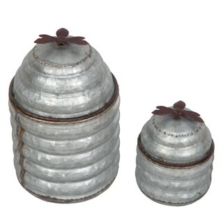 Beehive Containers, Set Of 2