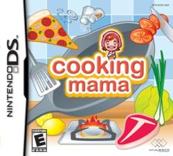 Nintendo DS - Cooking Mama