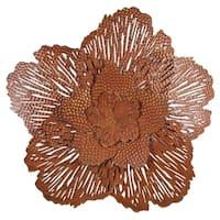 Rusted Metal Flower