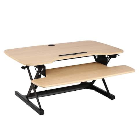 EdgeMod Crafron Sit-to-Stand Desk