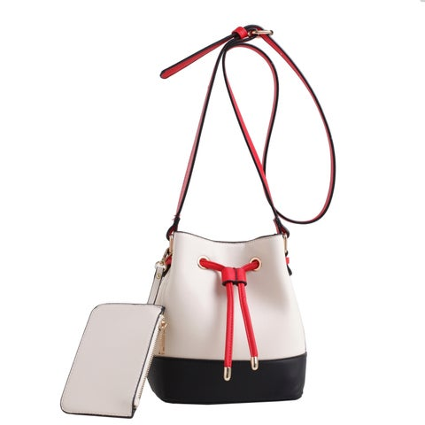 MKF Collection by Mia K Farrow Nercy Crossbody Shoulder Bag