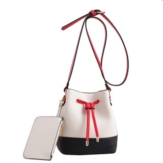 MKF Collection by Mia K Farrow Nercy Crossbody Shoulder Bag (3 options available)