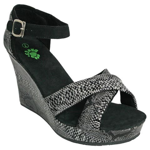 Women's Kaymann 4-inch Sandal Wedges