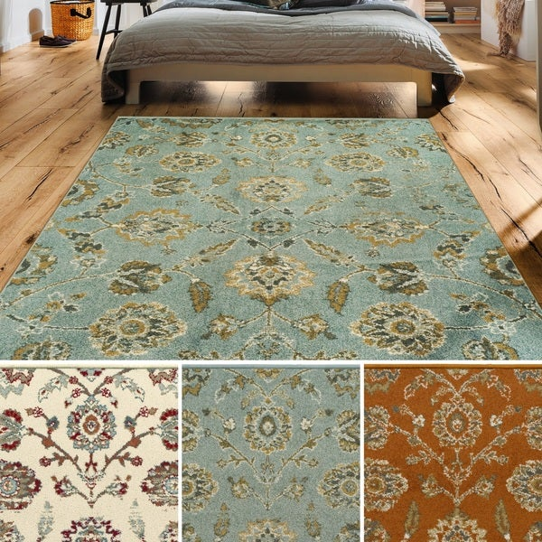 Superior Designer Brookshire Area Rug Collection 8 X27