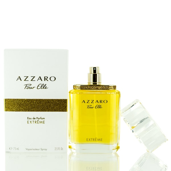 7adecf1a0 Shop Azzaro Pour Elle Extreme Women's 2.5-ounce Eau de Parfum Spray - Free  Shipping On Orders Over $45 - Overstock - 20615598