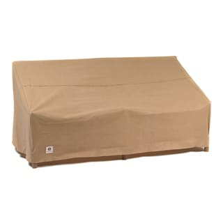 Link to Duck Covers Essential Patio Sofa Cover Similar Items in Patio Furniture