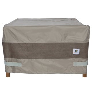 Duck Covers Elegant Square Fire Pit Cover